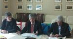 Conferenza stampa CGIL-CISL-UIL Abruzzo 14.03.2015