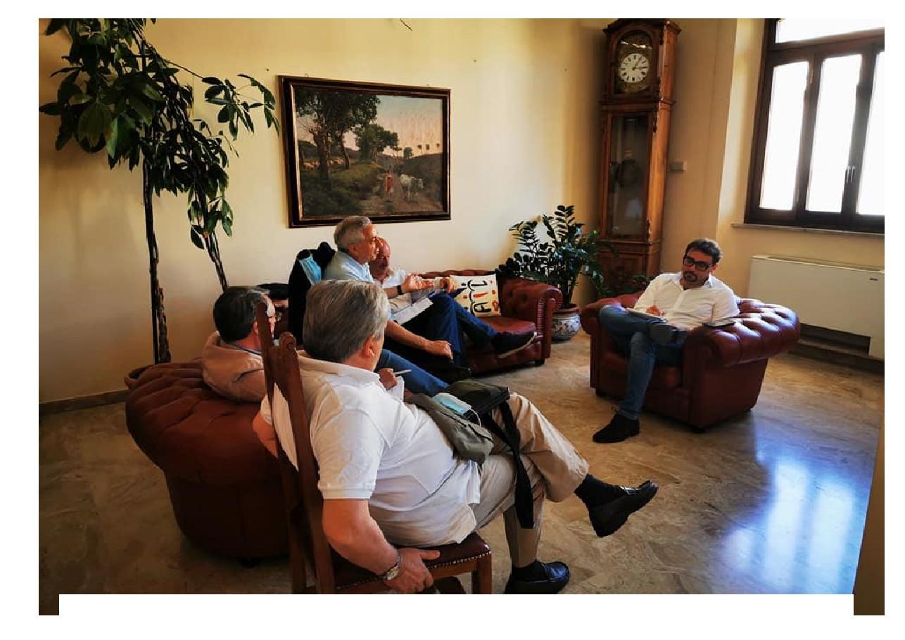D'Alberto incontra i rappresentanti dei pensionati abruzzesi: integrazione tra assistenza sociale e sanitaria.