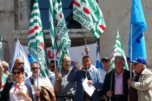 La mobilitazione dei dipendenti del Pubblico impiego