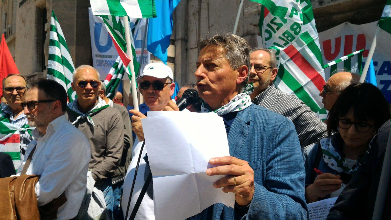 Regione Abruzzo:La misura è colma!!