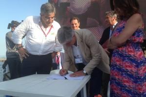 Un Patto  per il lavoro e lo sviluppo in Abruzzo