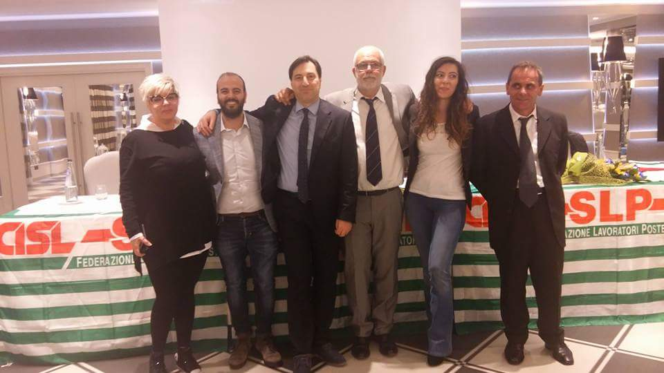 Congresso SLP CISL AbruzzoMolise