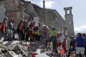 FONDO DI SOLIDARIETA' PER LE POPOLAZIONI DEL CENTRO ITALIA