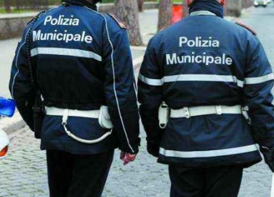 I Vigili Urbani e i parchi di Montesilvano