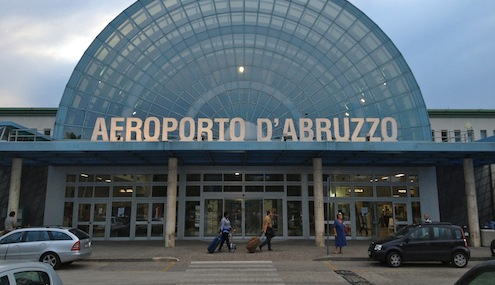 PIANO INDUSTRIALE AEROPORTO D'ABRUZZO: NON C'E' MARGINE PER I CONVENEVOLI