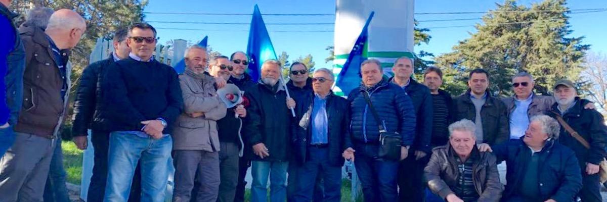 sciopero alla Sasi per rinnovo contratto acqua-gas