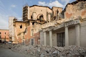 """""""Conquiste del Lavoro"""" dedica uno speciale al sisma dell'Aquila"""